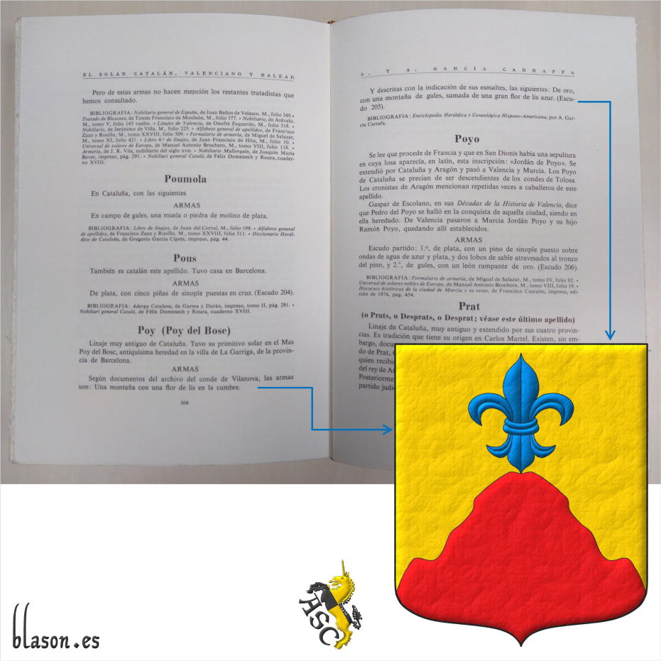 First edition, Heraldic Collection, 1968